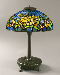 tiffany studios pansy table l antiques beautiful things c