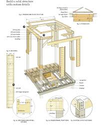 free gazebo plans part 2 free step by step shed plans