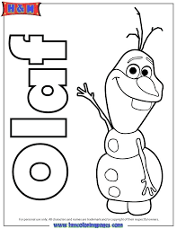 Full Image For Free Printable Frozen Elsa Coloring Pages From Movie