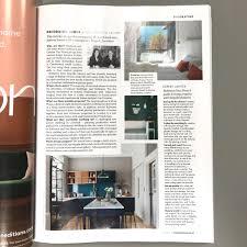 100 Design Interior Magazine Robinson Van Noort Featured In Elle Decoration