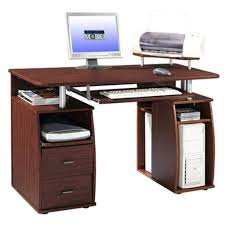 Techni Mobili Computer Desk With Side Cabinet by Best 25 Computer Workstation Ideas On Pinterest Computer
