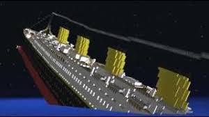 Minecraft Titanic Sinking Map by 28 Minecraft Titanic Sinking Survival Full Download