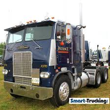 The Ultimate Freightliner Cabover Quick Guide And Photo Gallery ...