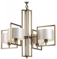 Buy Conniston Antique Brass Chandelier line Furntastic