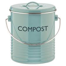 typhoon summer house blue compost caddy 2 6