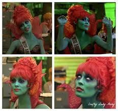 Characters For Halloween With Red Hair by Costume Miss Argentina From
