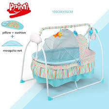 Nice Electric Baby Cradle Electric Baby Rocker Big Space