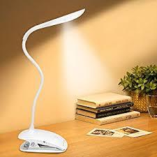 les de bureau led enlightric led book light le de bureau led le tres légere et