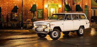 Jeep History In The 1960s