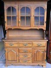 Breakfront Vs China Cabinet by Maple China Cabinet Ebay