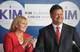 9 things to know about Kim Guadagno s new running mate Carlos
