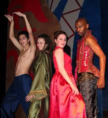 Curtain Call Stamford Shakespeare by Curtain Call U0027s Summer Youth Theatre Stages U0027once On This Island