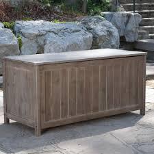 chair Patio Storage Bin Cheap Garden Storage Bench Outdoor