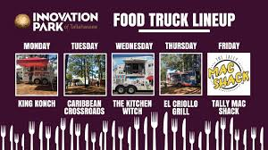 Innovation Park June 2018 Newsletter - Innovation-park.com Marvelous Monday Food Truck In Lax Trucks Could Undergo New Health Ipections Nbc 7 San Diego Sundown Summer Concert Series At Cascades Park Puertorican Cuisine In A Mobile Catering El Criollo Fest Dtown Winter Haven Will Be Hopping On Saturday Adventures Of The Geritol Gypsy And It Continues How To Start A Business Florida Bizfluent Takesta Tallahassee Fl On Second Flickr Miamis Vianderos Food Trucks Are Convience Stores Wheels Dog Et Al Burger Beast