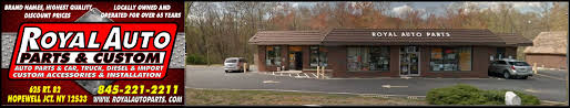 Royal Auto Parts And Custom, Hopewell Junction, NY Is Your Local ...