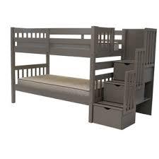 Low Loft Bed With Desk And Dresser by Grey Bunk U0026 Loft Beds You U0027ll Love Wayfair