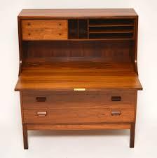 vintage bureau rosewood writing bureau by borge mogensen vintage 1960 s