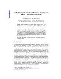 PDF Scaffolding Digital Game Design