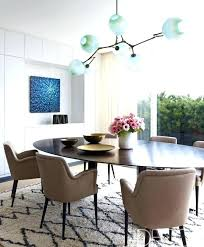 Round Modern Dining Table Room White Kitchen Black And Chairs Industrial Furniture Extension Inch Set Decor