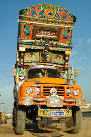 100 Truck Design The Rise Of Jingle S And Art In Pakistan