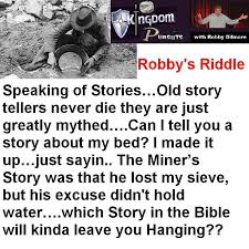 Robbys Riddle For Nov 8th One Senator Told Me I Dont Trust These Hills Because Theyre Always Up To Something Other Senators Tell Coming Off The Hill