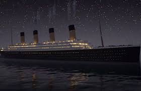 Titanic Sinking Animation Real Time by Horrifying Video Surfaces Previewing The Sinking Of The Titanic In