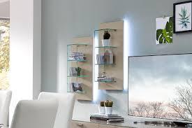 glasregal wohnzimmer fotos charter dekor
