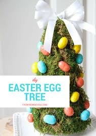Christmas Tree Disposal Bags Walmart by Diy Easter Egg Tree Momadvice