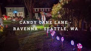 Clovis Christmas Tree Lane by Candy Cane Lane Holiday Lights Seattle Wa Youtube