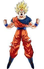 Son Goku Dragon Ball Super