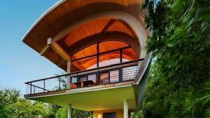 100 Designs Of A House Incredible HammockShaped Design A Guest