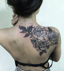 Best 25 Girl Shoulder Tattoos Ideas On Pinterest