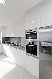 White Black Kitchen Design Ideas by Most Beautiful White Kitchen Design Ideas 2016