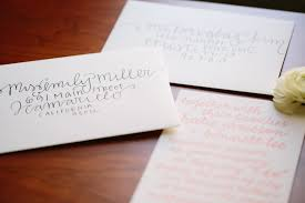Calligraphy By Carrie Invitations Crossnore NC WeddingWire