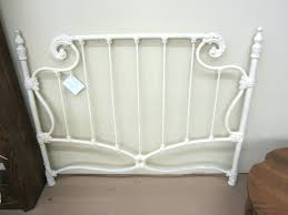 Wrought Iron Cal King Headboard by White Wrought Iron Headboard Trends With Ship Wheel King Pictures