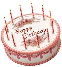 Birthday cake png image
