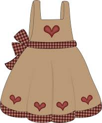 Birthday Dresses Recipe Cards Country Kitchens Kitchen Stuff Farm House Apron Clipart Project Ideas Stickers