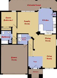 Bathroom Floor Plans With Washer And Dryer by Floor Plan Our Villa Kingdom View Villa