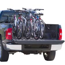Apex Truck Bed Bike Rack - 4 Bike | Discount Ramps