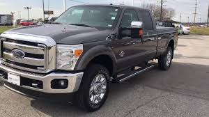 100 2014 Ford Diesel Trucks F350 Lariat Crew Cab For Sale Pickup For Sale