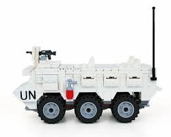 VAB 6x6 Armored Personnel Carrier - Team United Nations - Brickmania ... Lego Dc Super Heroes Speed Force Freeze Pursuit Comics Jual Murah Army Vehicle Isi 6 Item Kazi Ky 81018 Di Lapak Call Of Duty Advanced Wfare Truck A Photo On Flickriver Us Lmtv 3 The Two Wkhorses The L Flickr Lego Toy Story Men Patrol 7595 Ebay Classic Legocom Lego Army Jeep Bestwtrucksnet Ambulance By Orion Pax Vehicles Gallery Icc Hemtt M985 Modern War Pinterest Military Military Brickmania Blog Playset 704 Pieces 4 Minifigures Brick Armory Icm Models 135 Wwi Standard B Liberty New