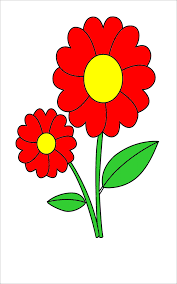 Flower Coloring Pages Screenshot