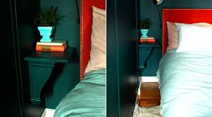 small nightstand designs that fit in tiny bedrooms