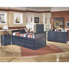 Ashley Furniture Zayley Dresser by Bed Twin With Drawer Box U0026 Trundle
