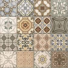 an exle tile from the and patchwork provence rustic