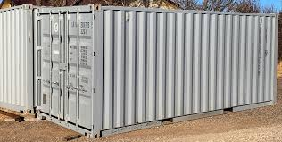 100 10 Wide Shipping Container 1 20x8x8 Single Use Storage 001506