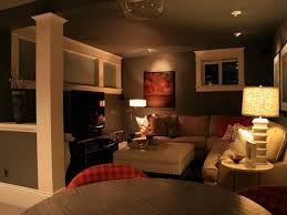 Exposed Basement Ceiling Lighting Ideas by Nice Ideas For Basement Decorations Decorating Kopyok Interior