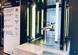 100 7m To Feet Nikes App Powers Foot Lockers New NYC Store