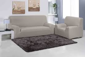 Double Reclining Sofa Slipcover by White Stretch Sofa Slipcover 762