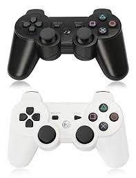 XFUNY Pair of 2 Wireless Bluetooth Game Controllers for